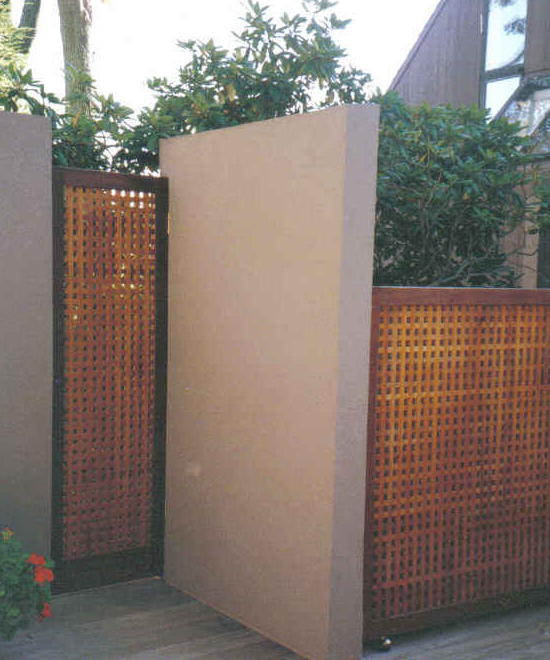 Teakflex,teak,Garden,Gate,Privacy,panels,pool,surrounds